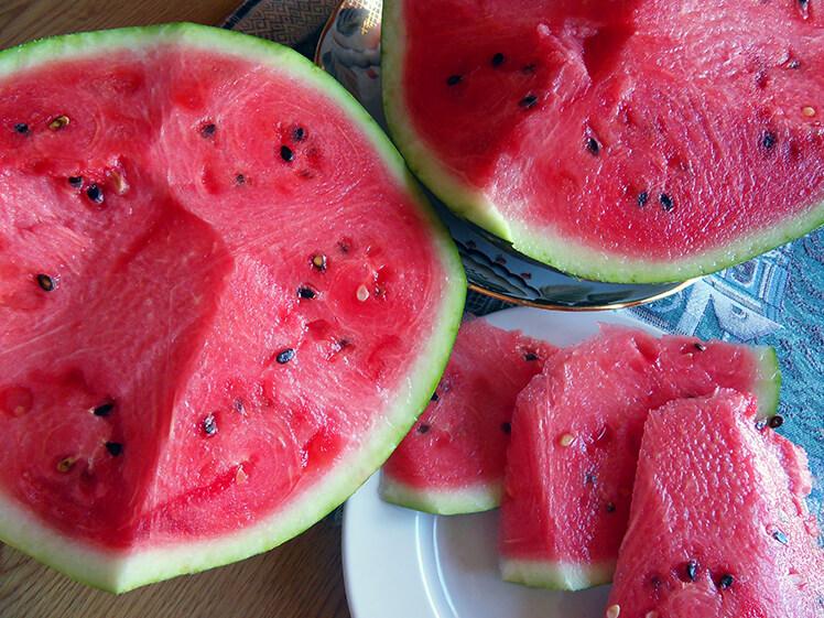 Арбузная диета: выбираем правильный арбуз, чистим организм, худеем вкусно