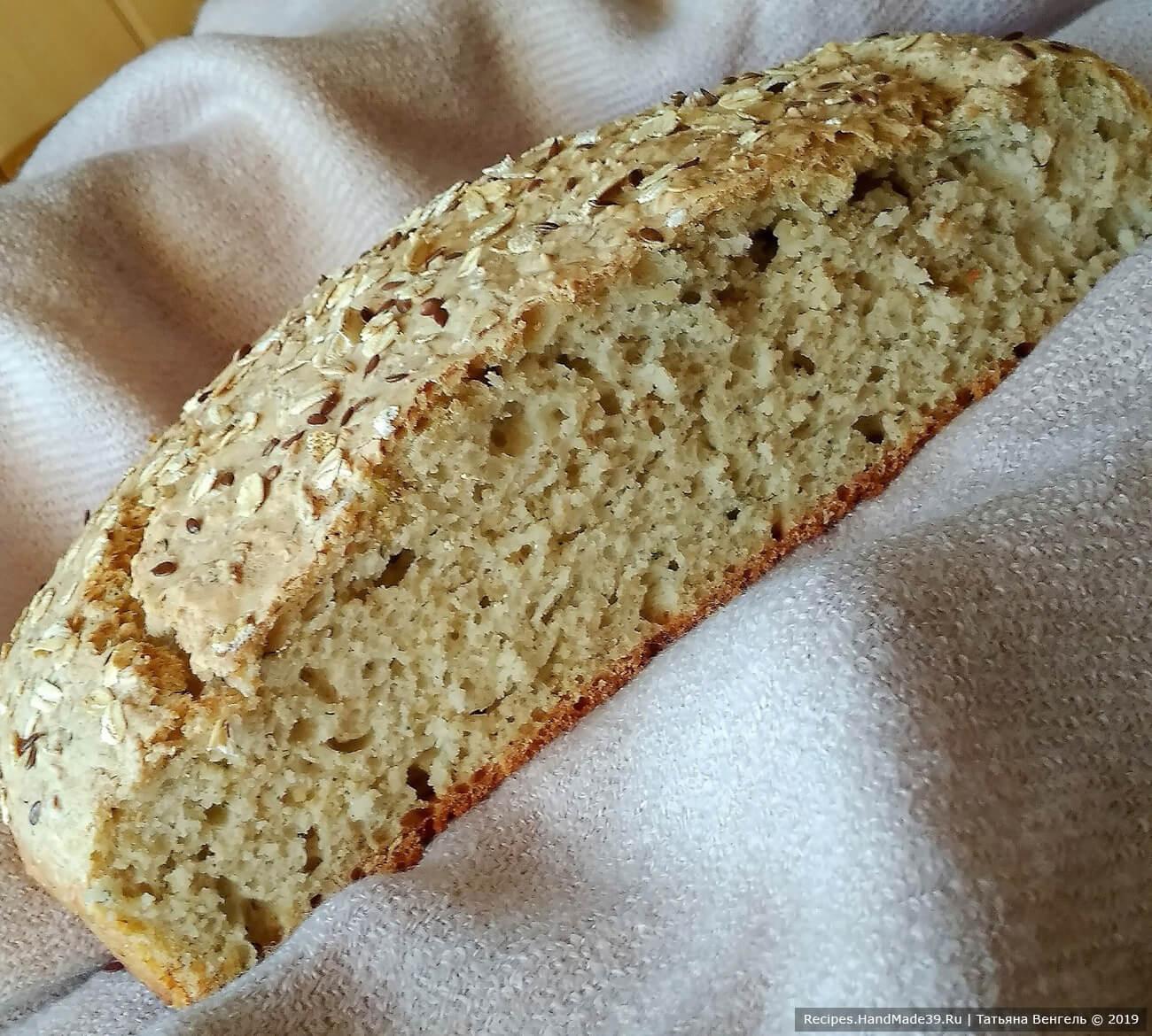 Финский хлеб – пошаговый кулинарный рецепт с фото