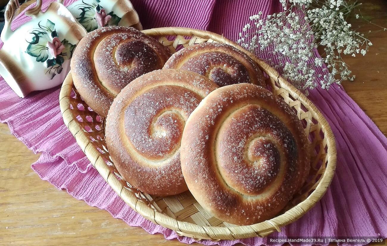Ночные булочки – пошаговый кулинарный рецепт с фото