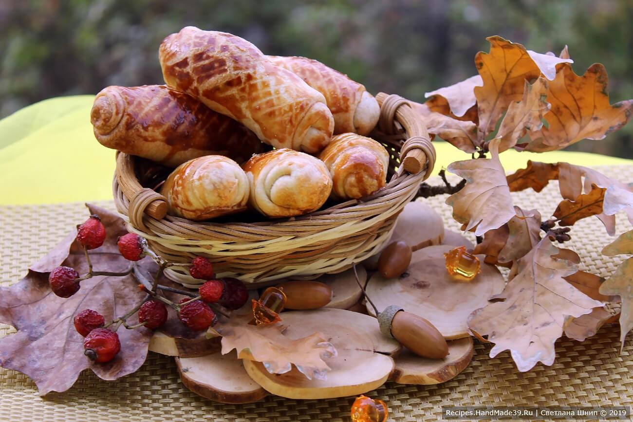 Молдавские пирожки трубочки – пошаговый кулинарный рецепт с фото