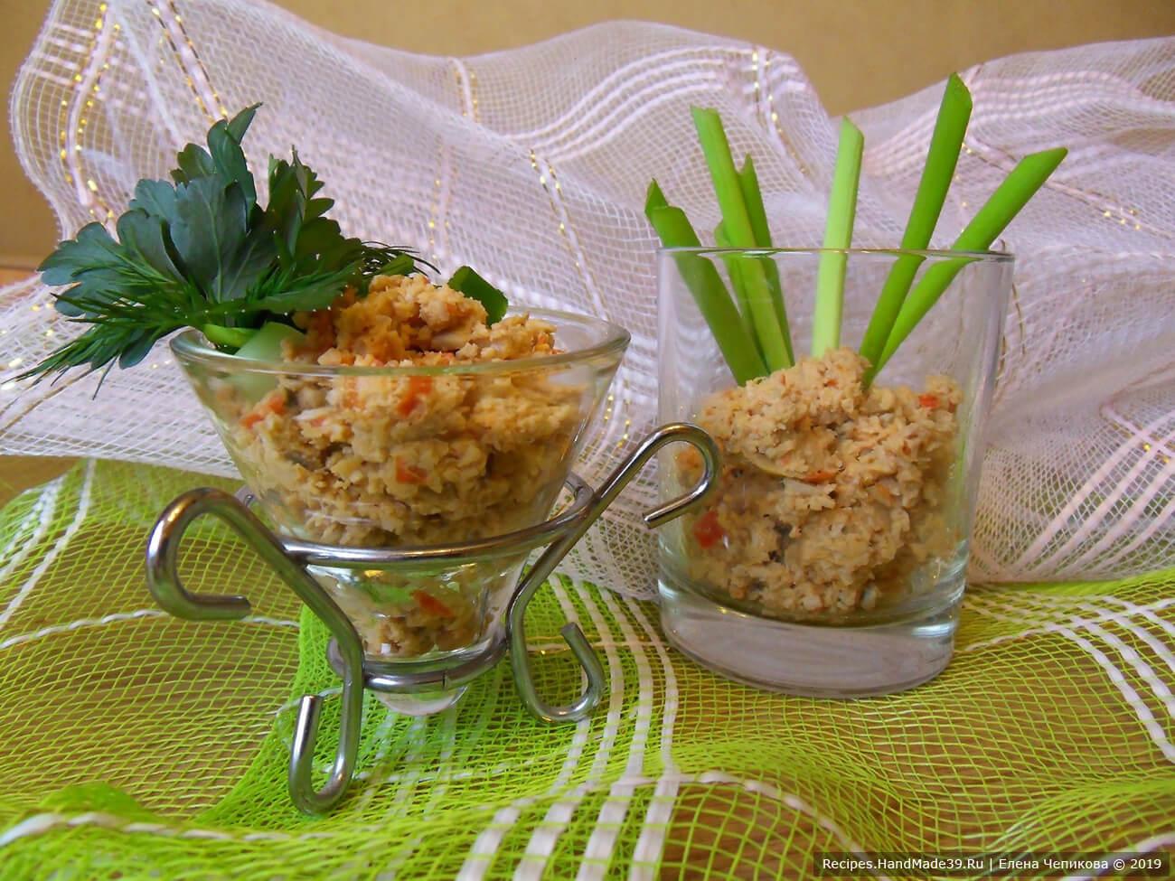 «Икра» из кальмаров – пошаговый кулинарный рецепт с фото