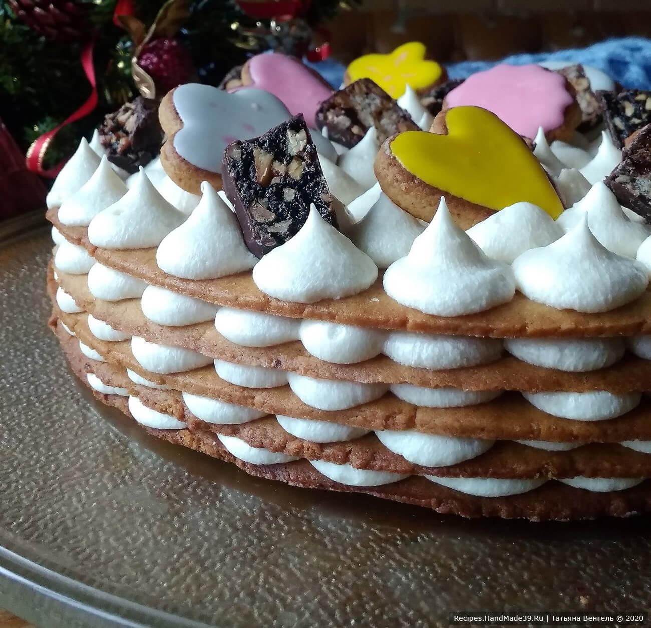 Торт медовик – пошаговый кулинарный рецепт с фото