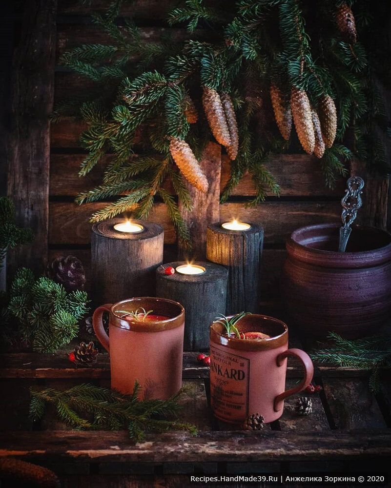 Алкогольный глёг – пошаговый кулинарный рецепт с фото