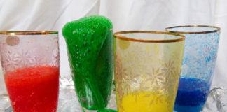 Простые занимательные химические опыты для детей – мастер-класс