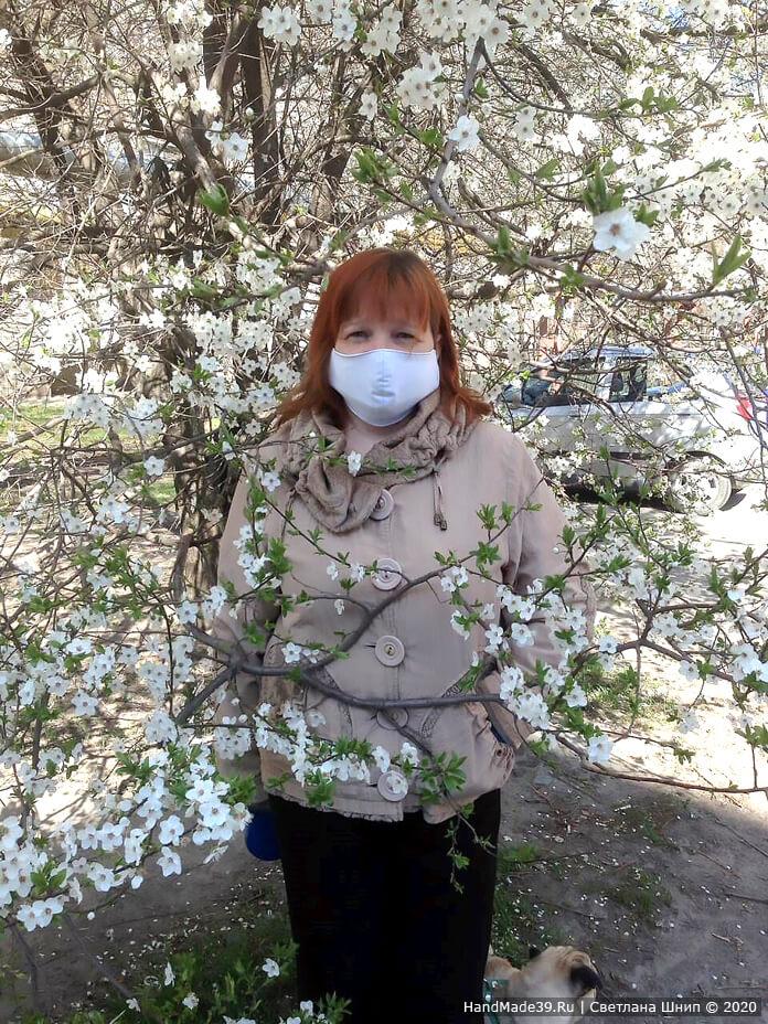 Как сшить медицинскую маску своими руками, пошаговый мастер-класс