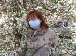 Медицинская маска своими руками – мастер-класс