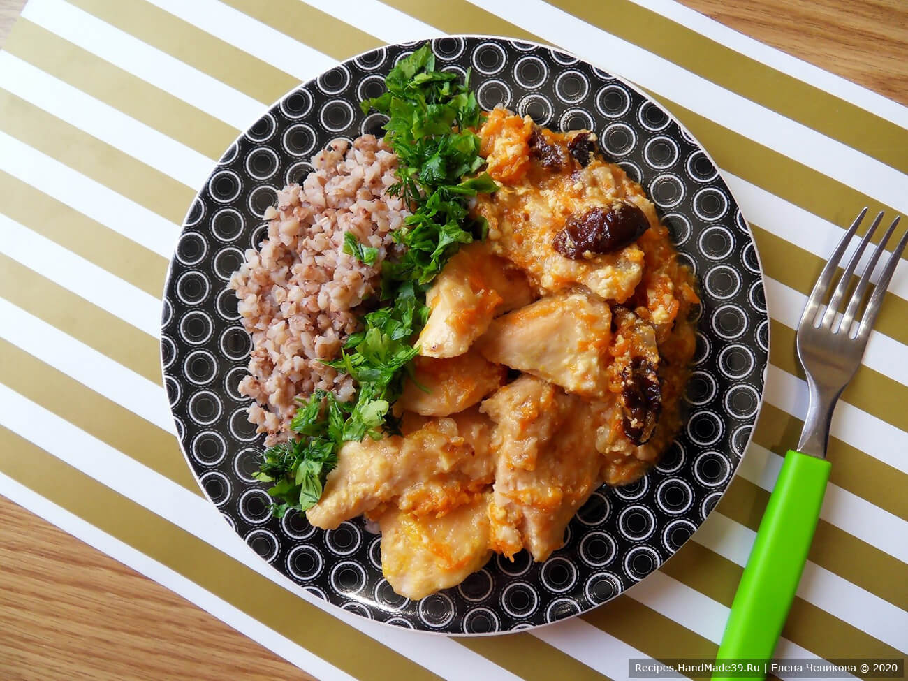 Курица в сливках – пошаговый кулинарный рецепт с фото