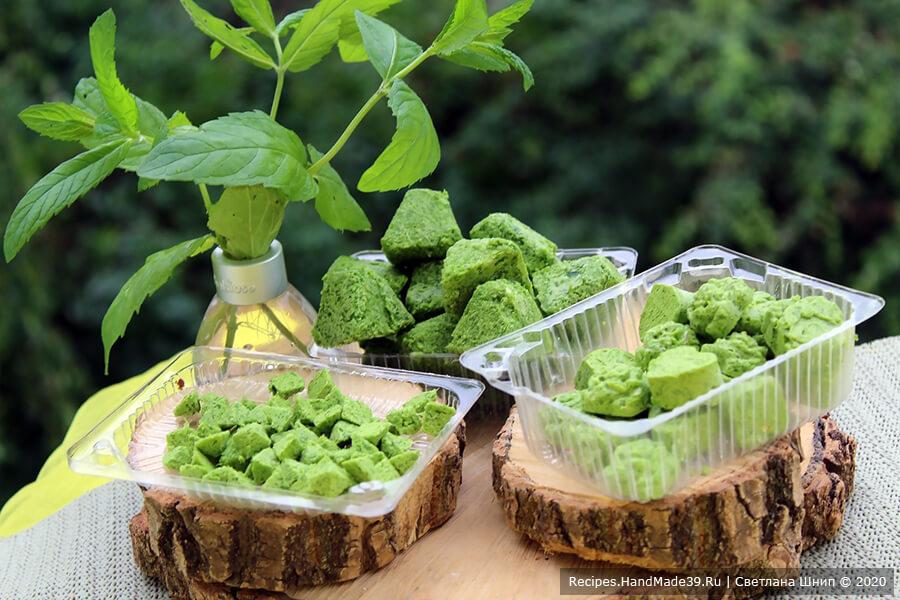 Как заморозить зелёный лук со сливочным маслом на зиму – пошаговый рецепт с фото