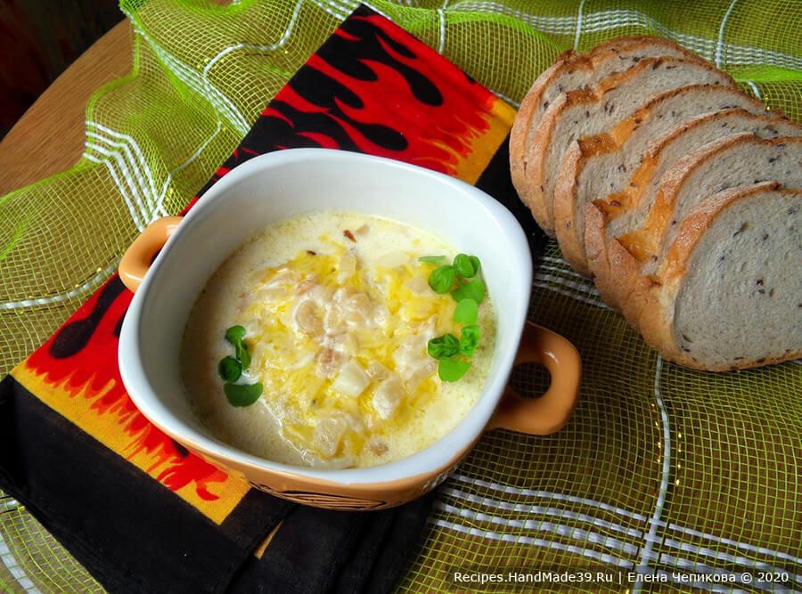 Луковый суп – пошаговый кулинарный рецепт с фото