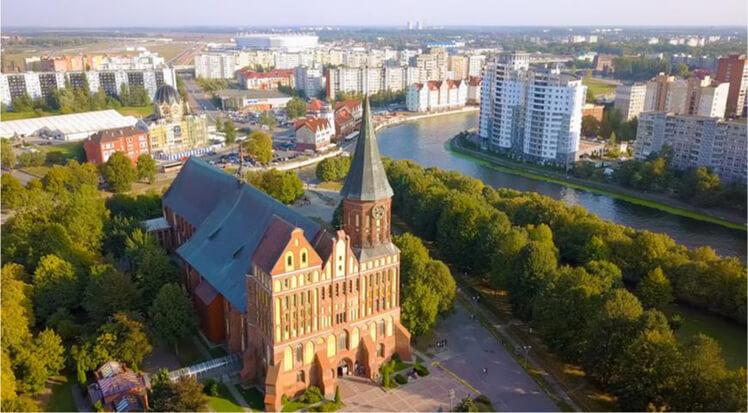 Где поесть в Калининграде – обзор лучших местных ресторанов и кафе