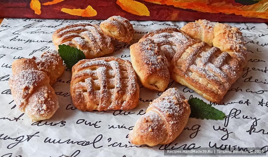 Печенье с арахисовой начинкой – пошаговый кулинарный рецепт с фото