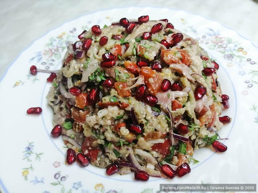 Салат «Ацецили» – пошаговый кулинарный рецепт с фото