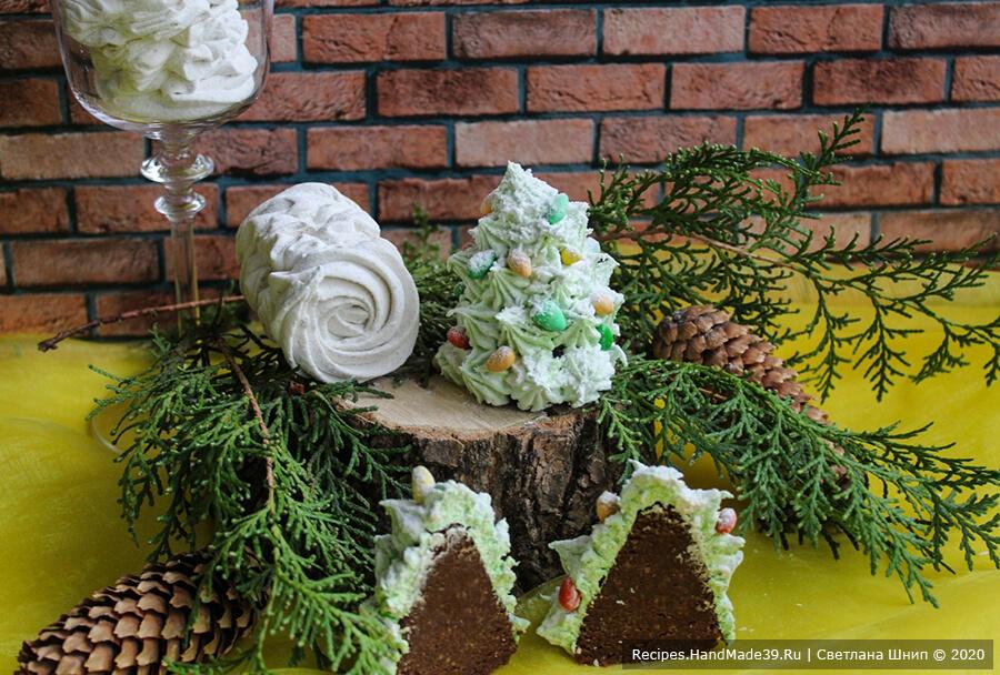 Пирожное «Картошка» из печенья и сгущёнки – пошаговый рецепт с фото. Красивое пирожное без выпечки на Новый год, Рождество