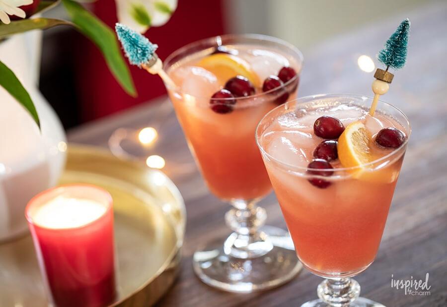 Рождественский коктейль с водкой – пошаговый кулинарный рецепт с фото