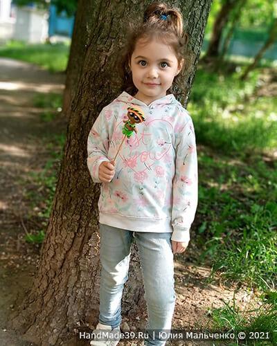 Куклы ЛОЛ из пластилина – фото шаг 16