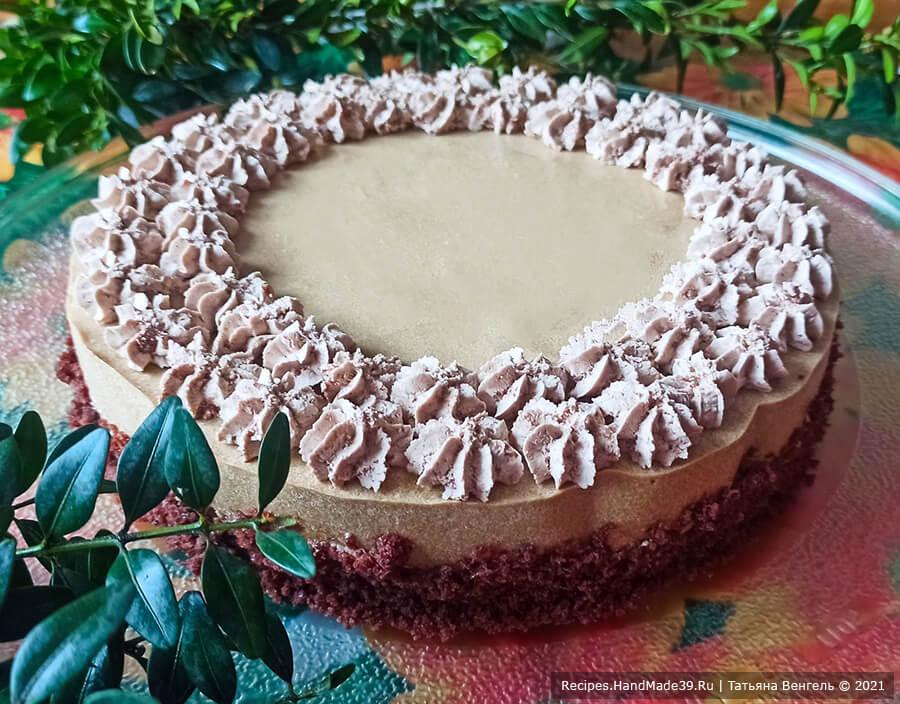 Торт «Птичье молоко» – пошаговый кулинарный рецепт с фото