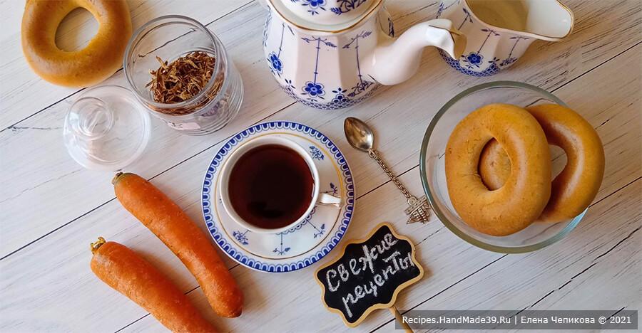 Кофе из моркови – пошаговый кулинарный рецепт с фото