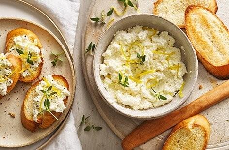 Как сделать рикотту – пошаговый кулинарный рецепт с фото