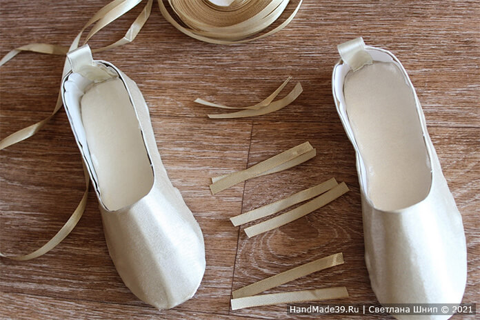Сладкий подарок учителю танцев – фото шаг 14
