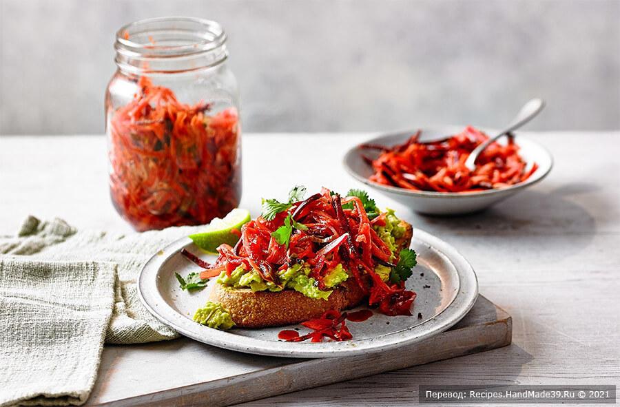 Кимчи из белокочанной капусты – пошаговый кулинарный рецепт с фото